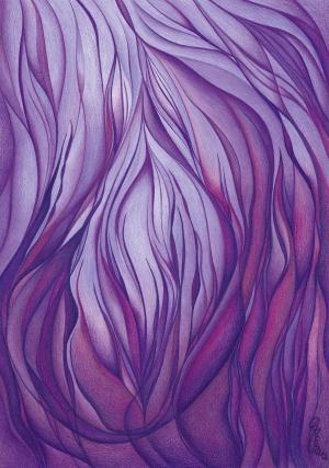 Violette Flamme - Passepartout